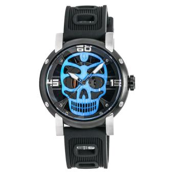 Expedition E 6722 MHRTBBABU Jam Tangan Pria - Rubber/Silicon/Resin/Karet