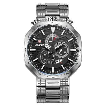 Expedition E 6745 MCBSSBA Jam Tangan Pria - Stainless Steel