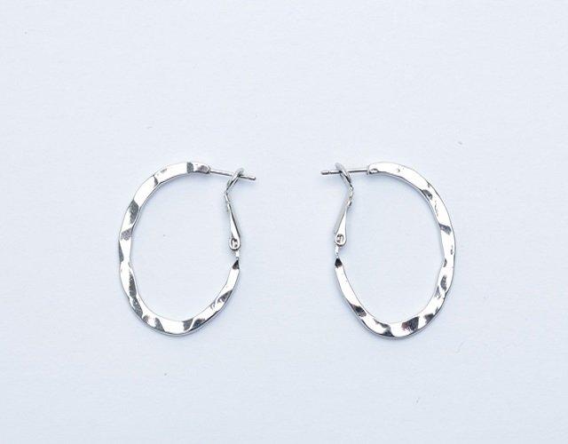 Eyo Jewelry Anting Wanita SE-6424-Silver