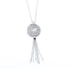 Eyo Jewelry Kalung Wanita SNS 11242 Silver .
