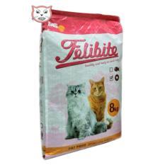 FELIBET MAKANAN KUCING CAT FOOD FELIBITE - 8 KG