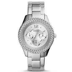 Fossil Jam Tangan Wanita Fossil ES3588 Stella Multifunction Stainless Steel Watch