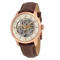 Fossil Townsman Automatic Dark Brown Leather Watch, ME 3078