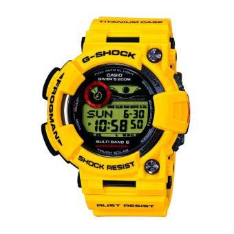 G-shock-GF-8230E-9JR FROGMAN Yellow [Frogman 30th anniversary limited edition]