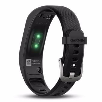 Penggantian Tali Pengikat Gelang Silikon Untuk Samsung Gear Fit2 Sm Source · Garmin Vivosmart 3 Black