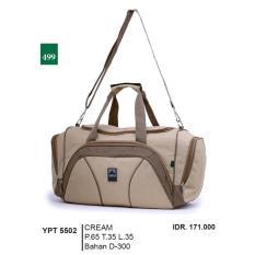 Garsel Fashion Tas Mudik YPT 5502 - CRE Bahan D-300