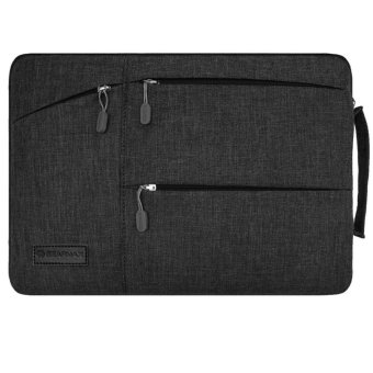 GEARMAX 14 Inch laptop sleeve for Acer/Dell/Lenovo/Asus/HP with Handle(Black) - intl ...