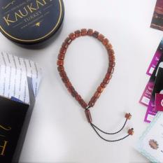 Gelang Kokka Asli Kaukah Timur Tengah - Marjan Kotak Coklat