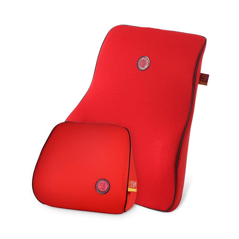 GiGi busa mobil headrest Four Seasons bantal bantal mobil lumbar