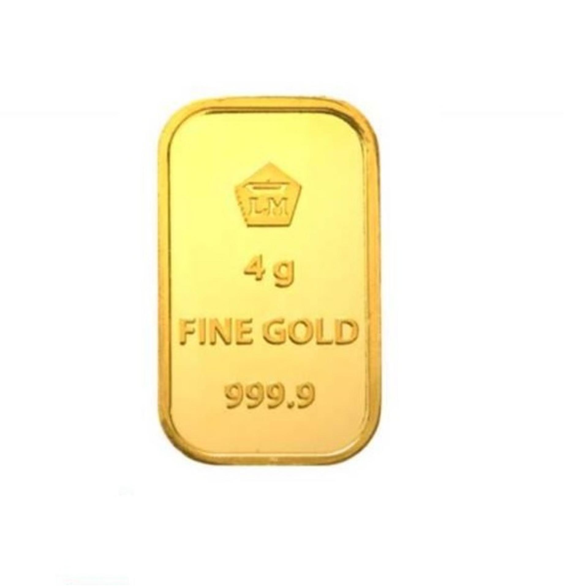 Online Murah Gold Logam Mulia Lm Sertifikat Asli Antam 4 Gram Emas