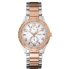 Guess W0442L4 - Jam Tangan Wanita - Multifunction Dial - Rose Gold