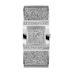 Guess W0650L1 - Jam Tangan Wanita - Silver - Stainless Steel