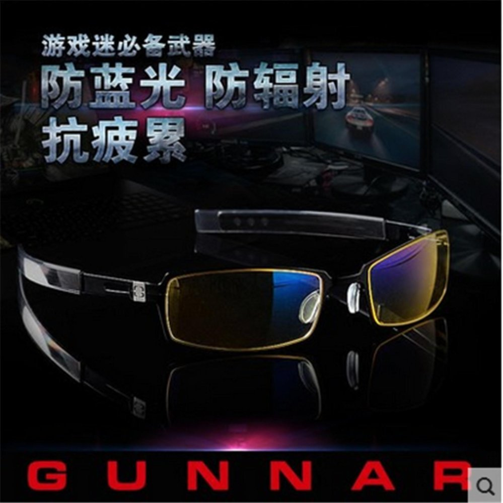 ... GUNNAR PPK Optiks Eyewear Anti-blue Light Game Goggles Anti-fatigue Radiation Glasses Suitable ...