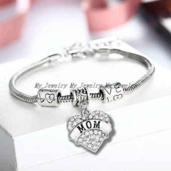Cinta Seri Diseduh Sendiri Tangan Manik Manik Gelang Pandora Source Hadiah jelas cinta .