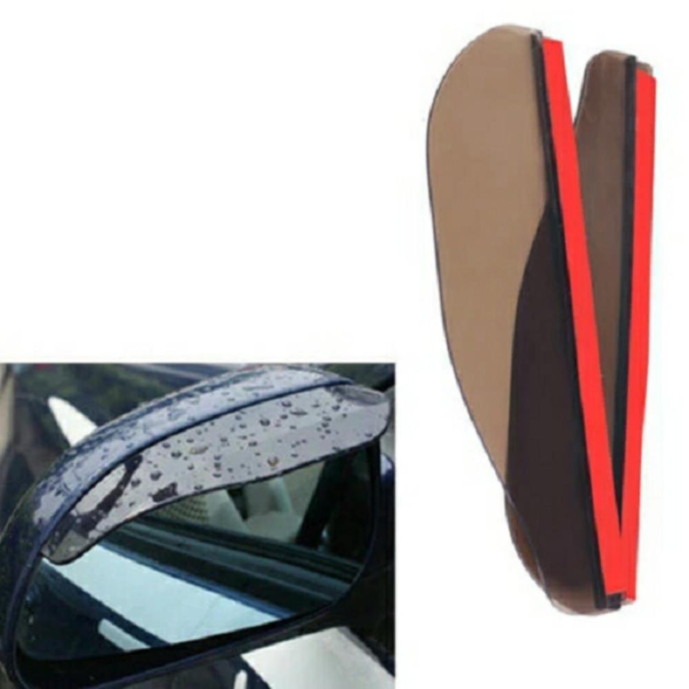 Periksa Peringkat Hanifah Store Mika Pelindung Spion Mobil Dari 1 Set Isi 2 Hujan Hmb013