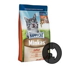 happy cat minkas 1.5 kg poultry