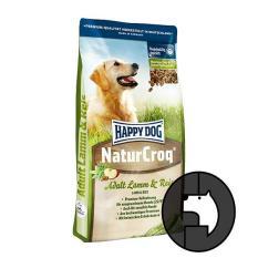 happy dog natur croq 1 kg adult lamb and rice