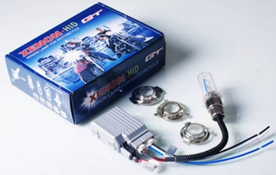 Hid Conversion Kit Lampu HID Xenon Motor Kualitas Premium