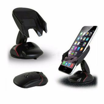 Holder Mouse Car Holder GPS Universal Mobil Profesional - Jepit HP Mobil