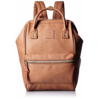 Harga 【Ship from Japan】 Anello Backpack leather mouthpiece Luc small AT-B1212CBE - intl