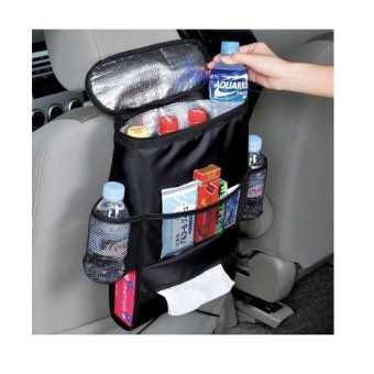 Harga Java - Back Seat Auto Car - Black