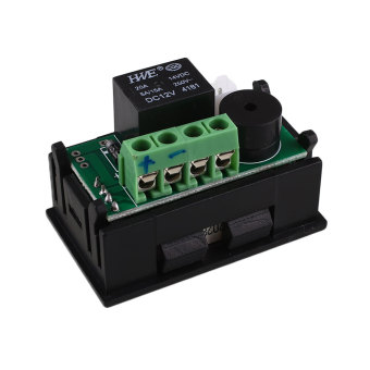 DC 12V 20A Intelligent Digital Thermostat Temperature Controller w/ Sensor - intl