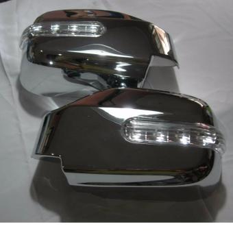 Harga Cover Spion Chrom + LED buat Panther LS/LV/LM/Touring