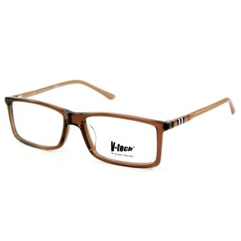 Harga Frame Kacamata casual for unisex - Vtech 6311 Brown