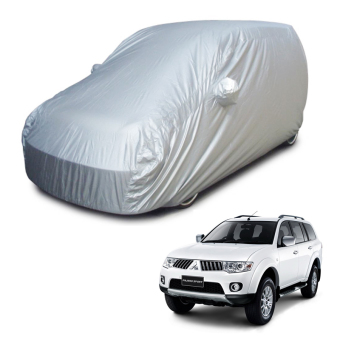 Harga Custom Sarung Mobil Body Cover Penutup Mobil Pajero Sport Fit On