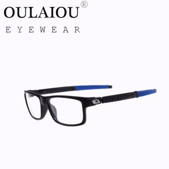 Oulaiou Fashion Accessories Anti fatigue Trendy Eyewear Reading Glasses OJ8026 intl .