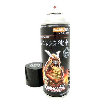 Harga Whiz Samurai Automotive Motorcycle Car Paint - Cat Semprot Motor Mobil Spray Aerosol Paint - Silver 124
