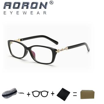 [Buy 1 Get 1 Freebie] AORON Brand Retro Reading Glasses Anti-fatigue Computers