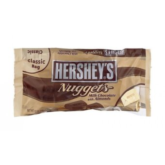 Harga Hershey Nugget Milk Chocolate Almond