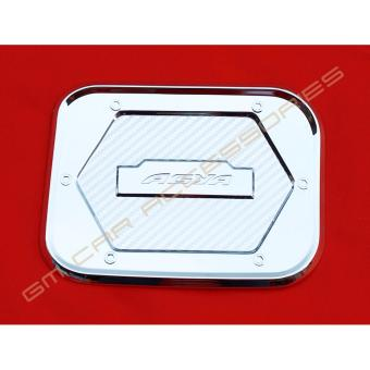 Harga GM Cover Tank Chrome Agya Model Elegant