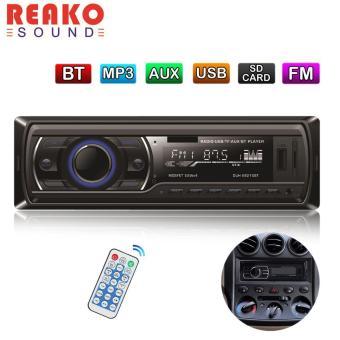 12V Auto Car Bluetooth Stereo Audio In-Dash FM Aux Input Receiver Radio Player -