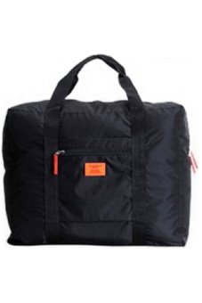 Harga Java - Foldable Travel Bag - Hitam