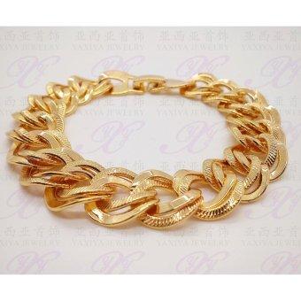 Xuping Gelang Rantai Gold 18k