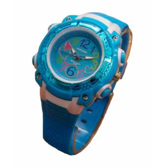 Harga Fortuner Quartz JA758 - Rubber Strap - Fashionable Design