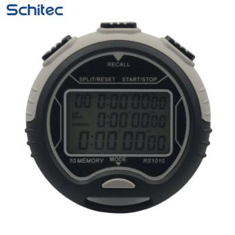 Harga SCGK Memory(10) 3 Line Display Digital Professional Sports Stopwatch with Stroke Rate,Countdown Display Timer Alarm Clock Pacer Water Resistant for Coaches, Runners and Athletes - intl