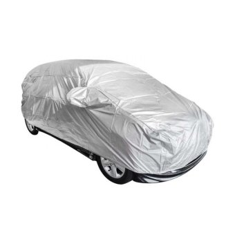 Harga P1 Body Cover Toyota Agya - Silver