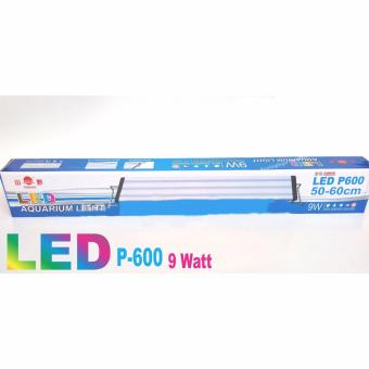 Harga StarStore Lampu Akuarium LED Yamano P600 / Light Aquarium 50-60cm 9 watt