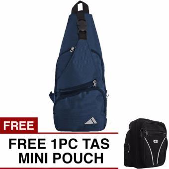 A-Kaliber Shoulder Bag + FREE Mini PoloClub Pouch Selempang