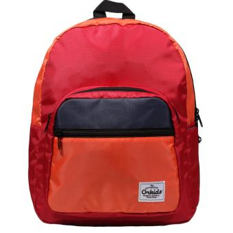 Harga Orkids Bp Mewy - Red/Orange