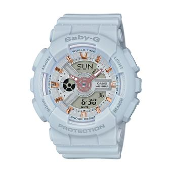 Harga Casio G-Shock Women's Resin Strap Watch BA-110GA-8A - intl