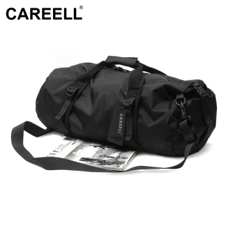 Harga 2016 Men Travel Bags Large Capacity Duffle Bag Shoulder Bag For Women Men Waterproof Folding Bags XQ004 - intl
