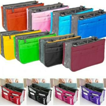 Dual Bag In Bag Travel Organizer Tas Korean Multifungsi