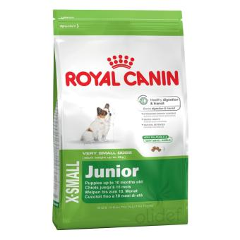 Harga Royal Canin Xsmall Junior 500gr