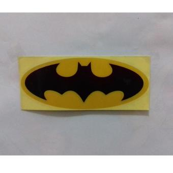 Harga Stiker Cutting Batman (2 pcs)