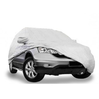 Harga Supernova Cover Mobil Nissan March - Silver