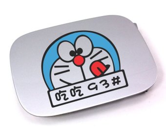 Harga Tokomonster Stiker Doraemon P Car Fuel Cover Sticker Decal